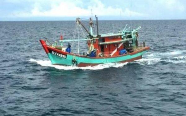 Ilustrasi kapal Ikan (Foto Redaksi Liputan Malut)