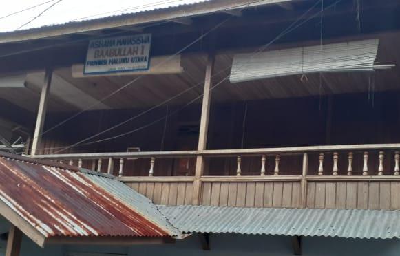 Asrama Mahasiswa Maluku Utara Di Manado
