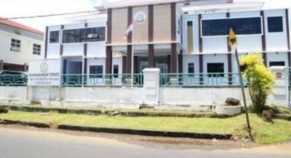 Kantor Kejaksaan Negeri Ternate