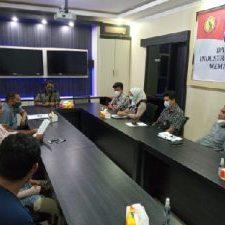 Rapat bersama (Foto Wb Liputan Malut)