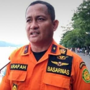 Kepala Basarnas Maluku Utara Muhamad Arafah SH. MH